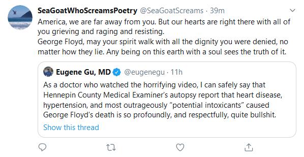 AtSeaGoatScreams_GeorgeFloyd